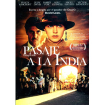 Dvd Pasaje A La India ( Passage To India ) 1984 - David Lean