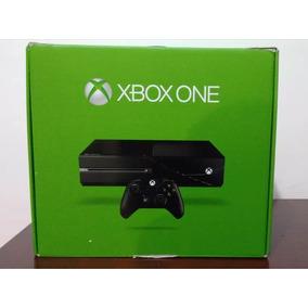 Vendo O Cambio Xbox One Negro 500gb En Buen Estado