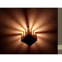 Lámpara De Madera Elegante Para Techos