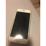 Iphone 6s - Rosa - Semi Novo - Caixa - Tela Trincada
