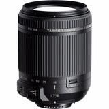 Tamron 18-200mm F/3.5-6.3 Di Ii Vc   Canon   Garantía 2 Años
