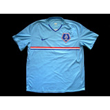 7728030d8f Camisa Holanda Nike Euro 2008 2009 Austria Suica Autentica