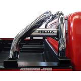 Barra Antivuelco Cromada Amarok Ranger Hilux S10 Gtia 3 Años