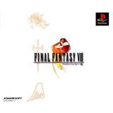 Final Fantasy Viii Juego Ps3 Playstation 3