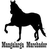 Adesivo Cavalo Mangalarga Marchador Carro Parede Vidro