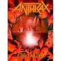 Anthrax Chile On Hell Dvd 2014 Oferta Megadeth Metallica