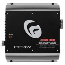 Módulo Amplificador Stetsom 3k7 4500w Rms + Sedex + Brinde