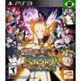 Naruto Shippuden Ultimate Storm Revolution Ps3 Código Psn