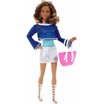 Boneca Barbie Ferias De Verao - Mattel Cjp97