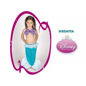 Disfraz La Sirenita Ariel