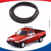 Borracha C/ Esponja Do Parabrisa Fiat Fiorino Pick-up 91/13