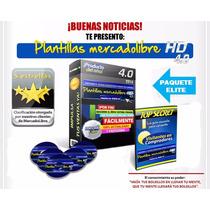 Plantillas Para Vender En Mercadolibre Hd Pro + Obsequio
