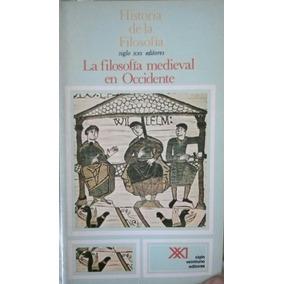 La Filosofía Medieval En Occidente