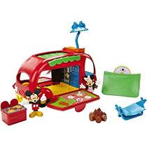 Juguete Camper Fisher-price Disney Mickey Mouse Cruisin
