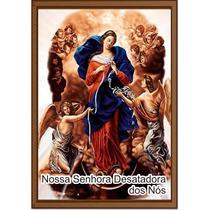 Santinho Nossa Senhora Desatadora Dos Nós Milheiro