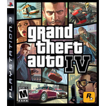 Grand Theft Auto Iv Ps3 Nuevo Citygame