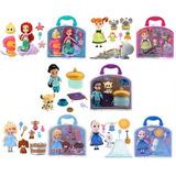 Muñecas Animators Princesas Mini 5 Modelos Disney Store