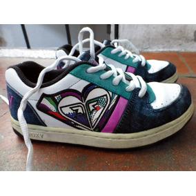 Zapatillas Skater Roxy Unisex Numero 36