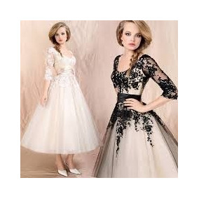Vestidos de noche largos a la moda