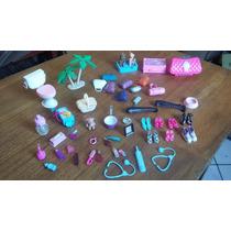 Brinquedo Peças Acessórios Casa Casinha Boneca Barbie- Unid
