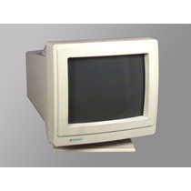 Monitor Antigo Crt 14 Polegadas Várias Marcas 50/60 Hz