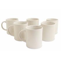 Tazas Blancas De Ceramica 11 Oz No Son Para Sublimar