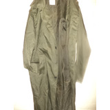Jhm-impermeable Pilotin Ejercito Argentino-talle M.