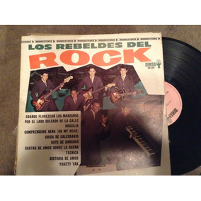 Lp Rebeldes Del Rock
