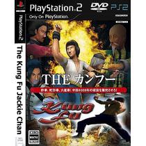 Jackie Chan Kung Fu Story - Jogo Rarissimo - Playstation 2