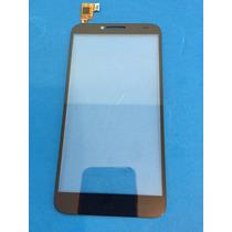 Touch Screen Tactil Alcatel Ot6037 6037 Idol 2 Blanco-negro