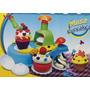 Masas El Duende Azul Cupcakes Pasteles Con 4 Potes Lalo 6057