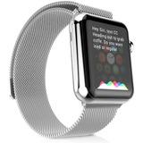 Malla Metálica Compatible Para Apple Watch De 38mm Y 42mm ®