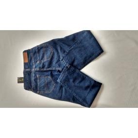 Pantalón Jean Para Niño Cinco Bolsillos Talla 6 A Talla 16