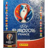 Album Figuritas Panini Euro 2016 Mas 25 Sobres Cerrados