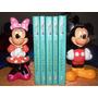 Rara Coleção Livros Disneylandia 5 Volumes Década 60