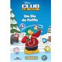 Livro Club Penguin - Um Dia De Puffle Tracey West