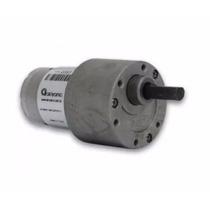 Micro Redutor Para Robótica, Motor Dc 24v, 35rpm, 5,5kgf.cm