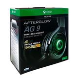 Audifono Comunicador Ag9+ Acc Xbox One Ibushak Gaming