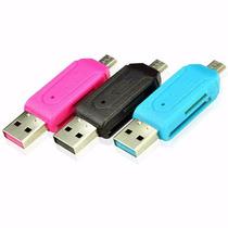 Multi Adaptador Para Memoria Micro Sd A Usb