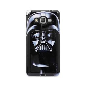 Funda Protector Mobo Samsung A5 (2015) D V Star Wars Negro
