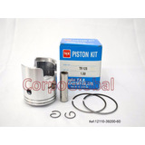 Kit De Piston Suzuki Tr125 W/ring 1.50mm