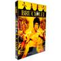Box Dvd Digipac Bruce Lee 5 Discos Originais Mestre Kung Fu