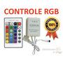Controlador Controle Central Para Fita Led 5050 Rgb