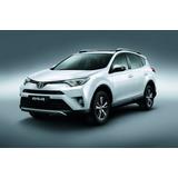 Neblinero Toyota New Rav4 2016-2017 Autoequipamiento