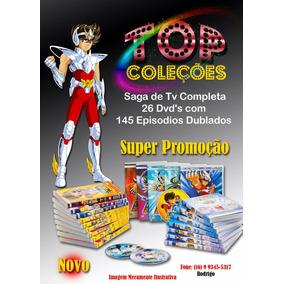 Top Coleções Cavaleiros Do Zodíaco