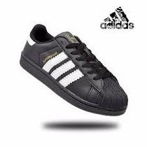 Adidas Superstar Foundation Masculino E Feminino Com Caixa
