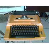 Maquina De Escrever Remington 12 Na Maleta Orig (only Wood)