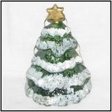 Servilletero Arbol De Navidad 13x10x9cm Adorno Navideño