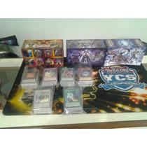 Yugioh Mega Lote De Cards Contendo 100 Cartas
