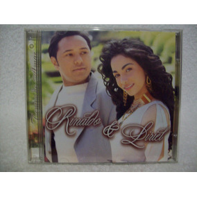 Cd Rinaldo & Liriel- Tempo De Amar